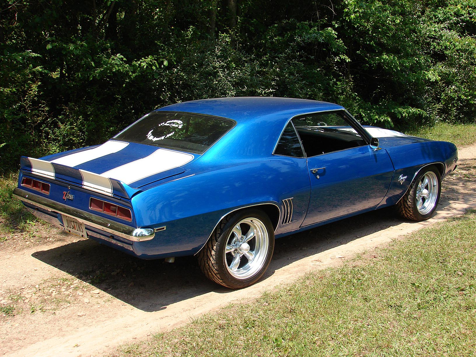 1969 Camaro Z28 recreation. Powered by an LT1 w/700r4 trans, vintage ...