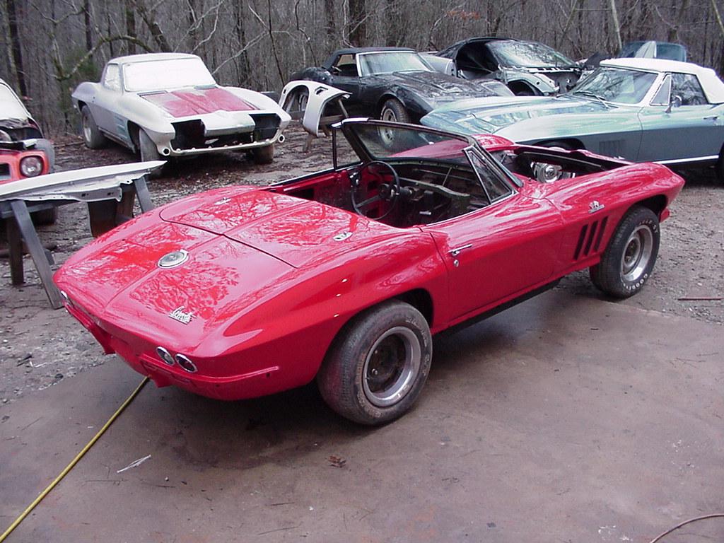 For Sale 1966 Corvette 427