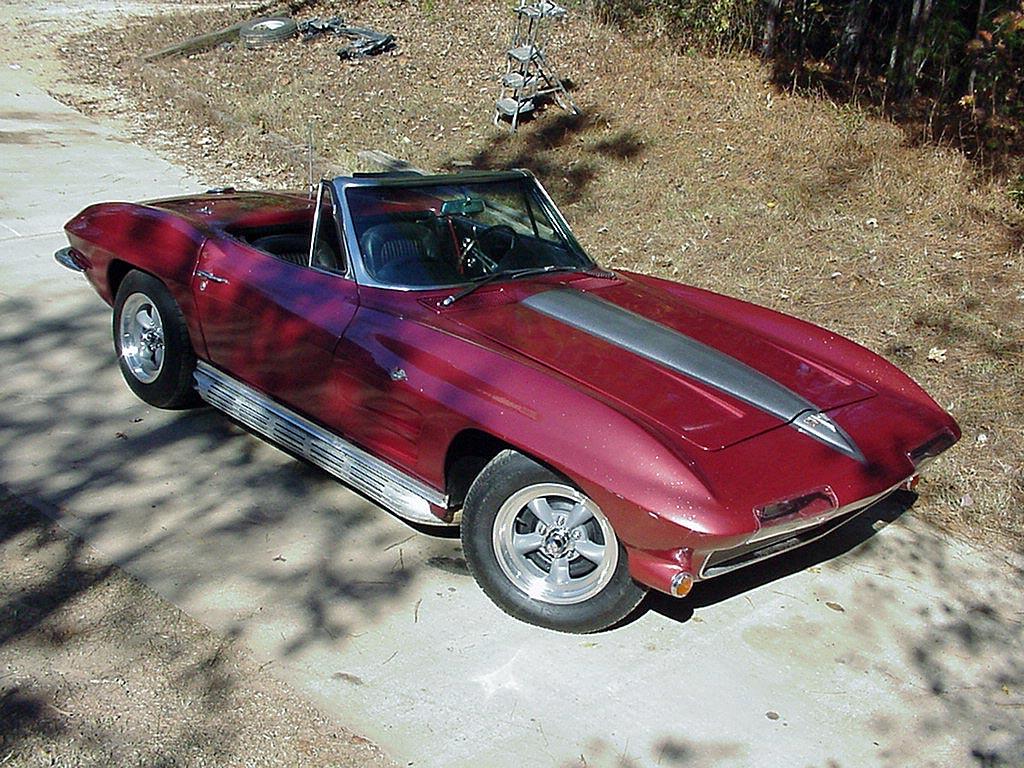 64 Corvette