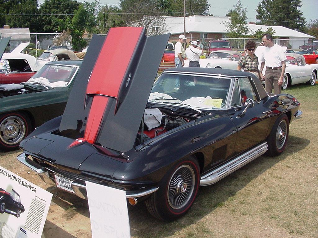 Chris Craft Corvette