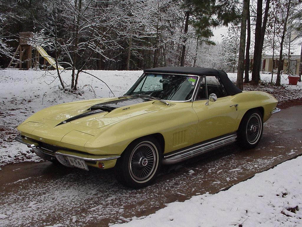 1967 L68 Ac Corvette