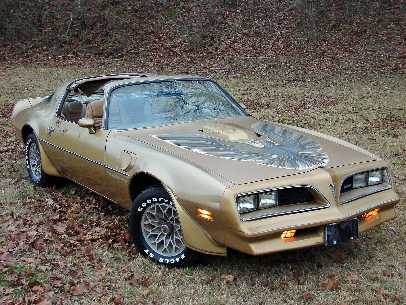1978 Y88 4 Speed Trans Am