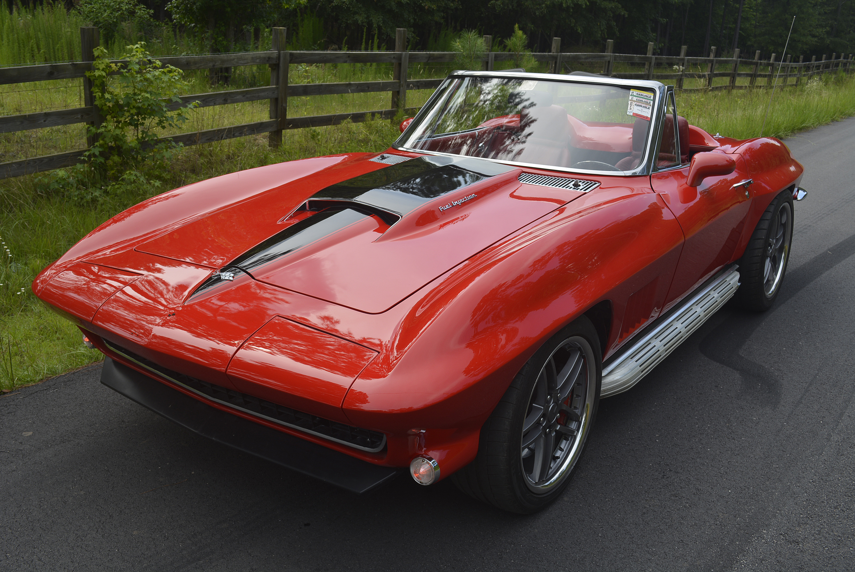 67 Resto Mod Corvette Autos Post