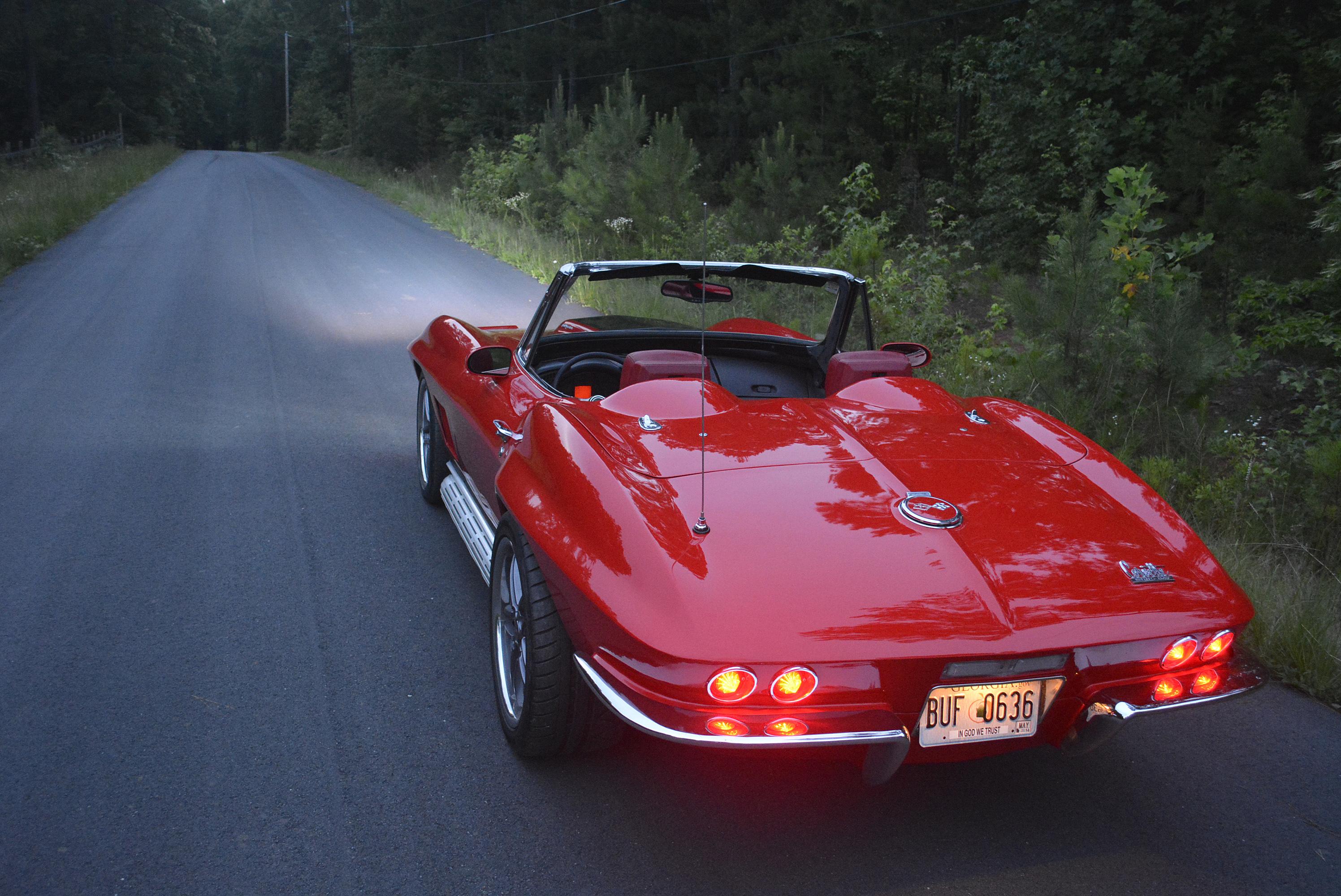 1966 Restomod Corvette