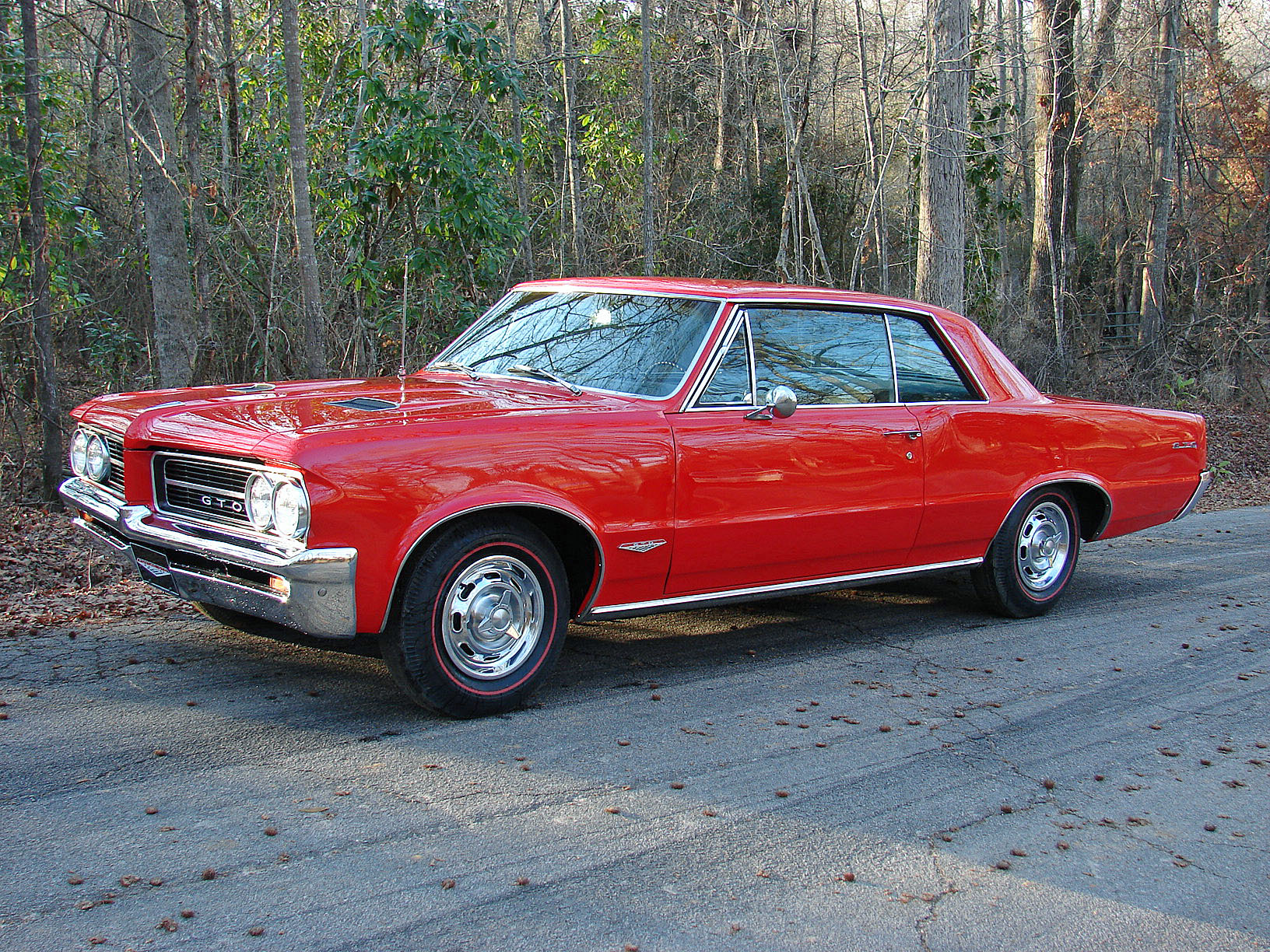 All Weather Tires >> 1964 GTO
